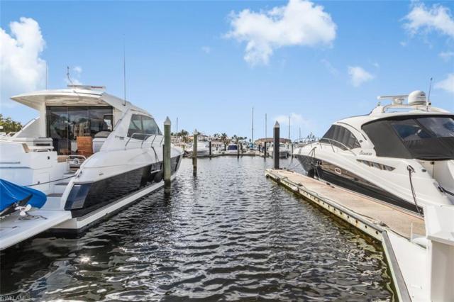 Boat Dock F-17 F-17, Fort Myers, FL 33908 (MLS #219019893) :: RE/MAX DREAM