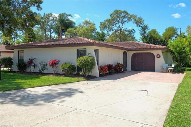 27830 Village Dr #14, Bonita Springs, FL 34135 (MLS #219020126) :: John R Wood Properties