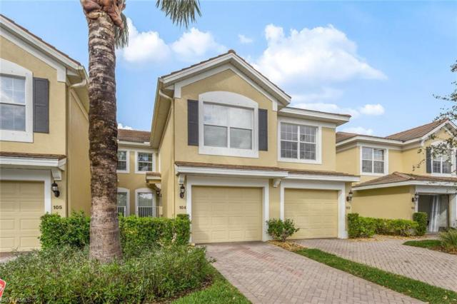 10351 Whispering Palms Dr #104, Fort Myers, FL 33913 (MLS #219020200) :: The Naples Beach And Homes Team/MVP Realty