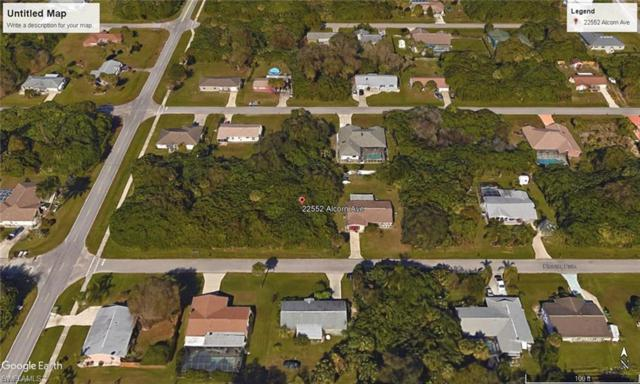 22552 Alcorn Ave, Port Charlotte, FL 33952 (MLS #219020293) :: RE/MAX Realty Group