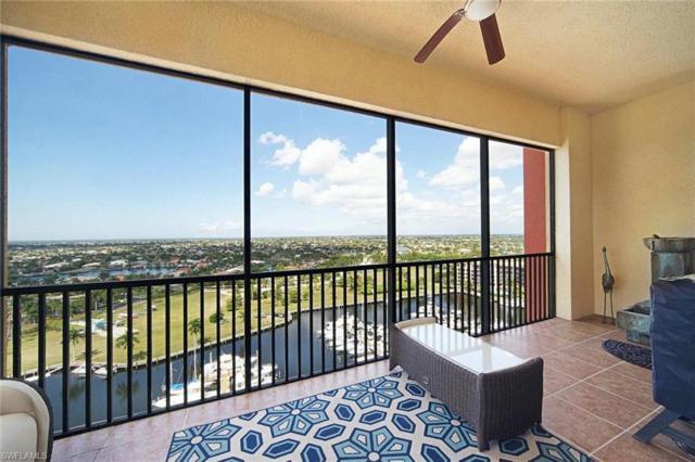 5781 Cape Harbour Dr #1507, Cape Coral, FL 33914 (MLS #219020679) :: John R Wood Properties