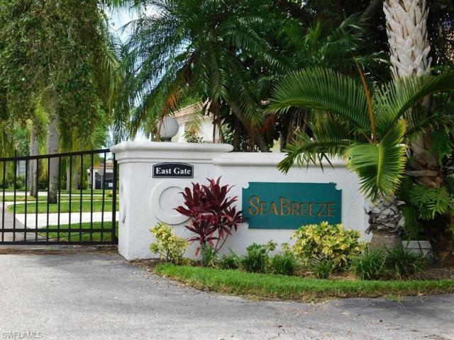 11921 Seabreeze Cove Ln #105, Fort Myers, FL 33908 (MLS #219021249) :: RE/MAX Realty Team
