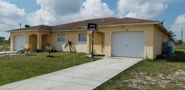 1128 Gilbert Ave S, Lehigh Acres, FL 33973 (MLS #219021397) :: RE/MAX Realty Group