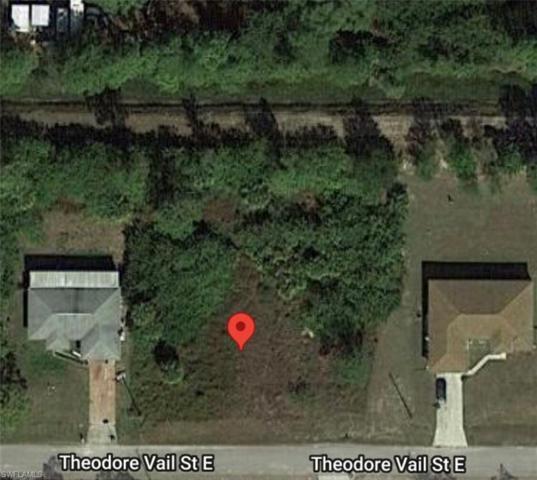 721 Theodore Vail St E, Lehigh Acres, FL 33974 (MLS #219021440) :: John R Wood Properties