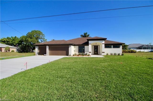 1817 SW 25th Ter, Cape Coral, FL 33914 (MLS #219021635) :: #1 Real Estate Services
