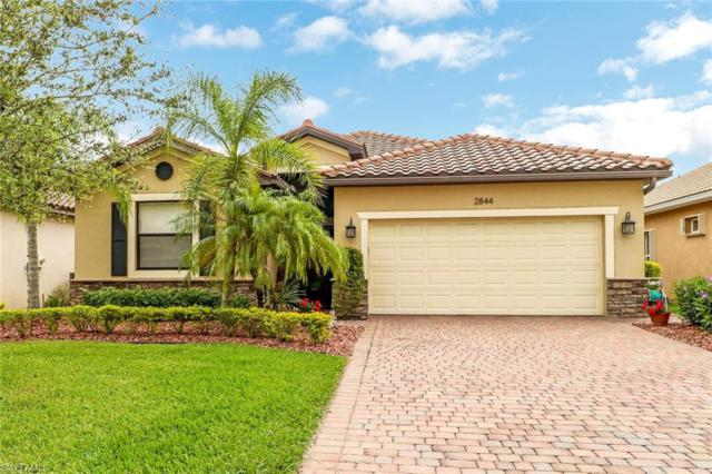 2844 Via Piazza Loop, Fort Myers, FL 33905 (MLS #219021664) :: John R Wood Properties