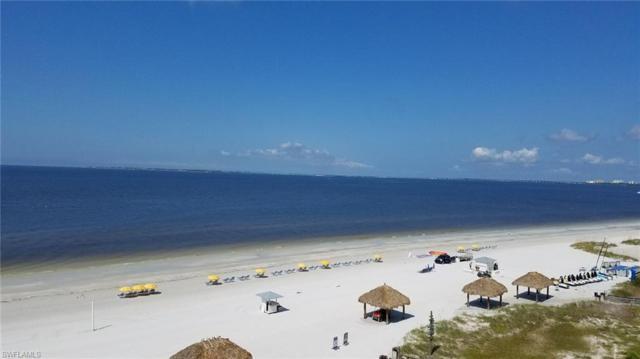 250 Estero Blvd #605, Fort Myers Beach, FL 33931 (MLS #219021706) :: Palm Paradise Real Estate