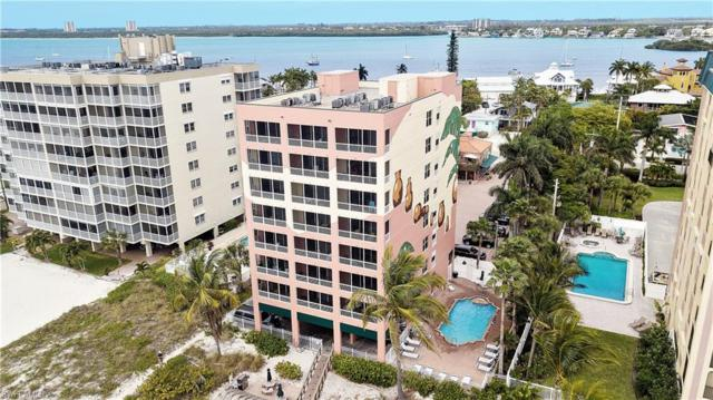510 Estero Blvd #205, Fort Myers Beach, FL 33931 (MLS #219022307) :: RE/MAX Realty Team