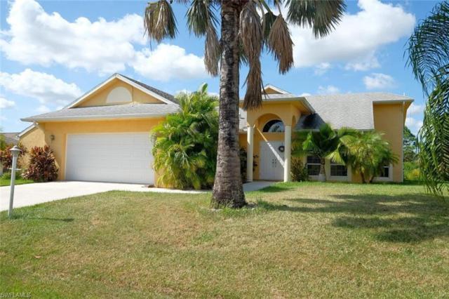 405 Poinsettia Ave, Lehigh Acres, FL 33972 (MLS #219022498) :: John R Wood Properties