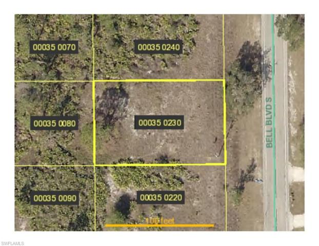 374 Bell Blvd S, Lehigh Acres, FL 33974 (MLS #219022500) :: Kris Asquith's Diamond Coastal Group