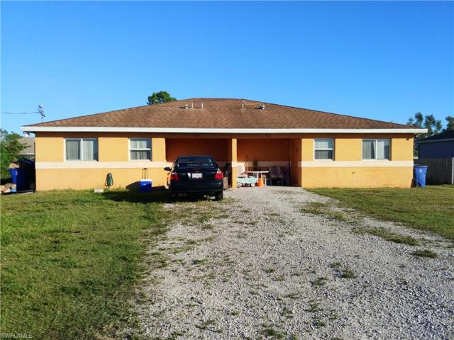 909 Jaguar Blvd, Lehigh Acres, FL 33974 (MLS #219022662) :: John R Wood Properties
