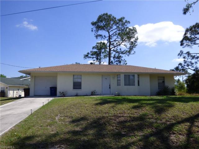 700 Eighth Ave, Lehigh Acres, FL 33972 (MLS #219022698) :: John R Wood Properties