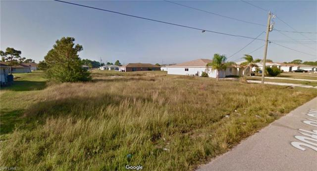 4533/4535 20th St SW, Lehigh Acres, FL 33973 (MLS #219022725) :: John R Wood Properties