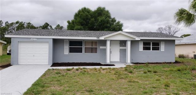 420 Rushmore Ave S, Lehigh Acres, FL 33936 (MLS #219022797) :: RE/MAX Realty Team