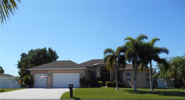 608 SE 30th Ln, Cape Coral, FL 33904 (MLS #219022850) :: #1 Real Estate Services