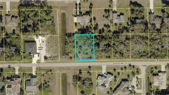 851 Spaulding St E, Lehigh Acres, FL 33974 (MLS #219023705) :: Sand Dollar Group