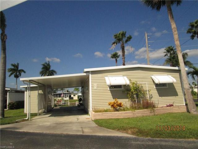 19 Channel Lane W, Fort Myers, FL 33905 (MLS #219025303) :: NextHome Advisors