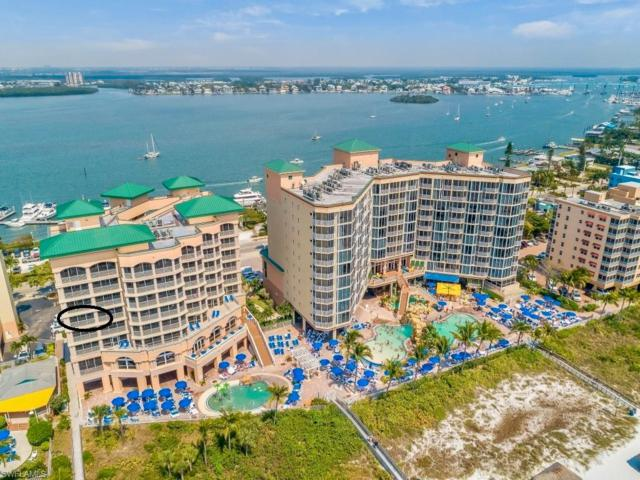 190 Estero Blvd #407, Fort Myers Beach, FL 33931 (MLS #219026832) :: Royal Shell Real Estate