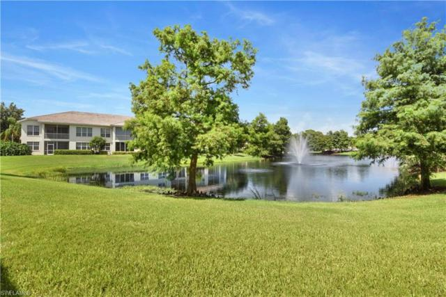 1283 Egrets Lndg #103, Naples, FL 34108 (MLS #219027104) :: RE/MAX DREAM