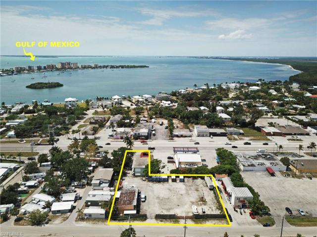 809 Buttonwood Dr, Fort Myers Beach, FL 33931 (MLS #219029281) :: Royal Shell Real Estate