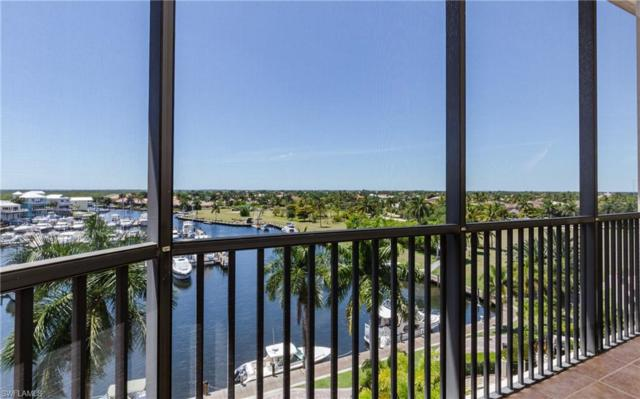5704 Cape Harbour Dr #506, Cape Coral, FL 33914 (MLS #219029303) :: RE/MAX Realty Team