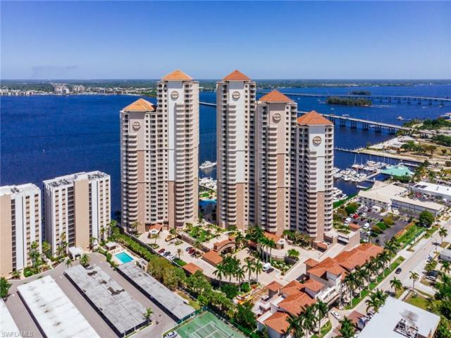 2104 W 1st St #1401, Fort Myers, FL 33901 (MLS #219029532) :: #1 Real Estate Services