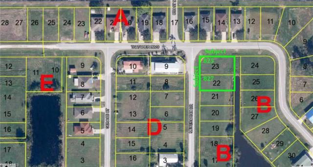 827 Meyerchick Dr SW, Moore Haven, FL 33471 (MLS #219030004) :: Sand Dollar Group