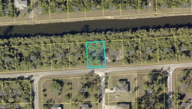 1151 Augusta St E, Lehigh Acres, FL 33974 (MLS #219030623) :: The Naples Beach And Homes Team/MVP Realty