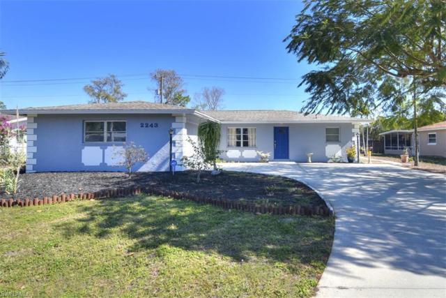 2243 Aldridge Ave, Fort Myers, FL 33907 (MLS #219030645) :: #1 Real Estate Services