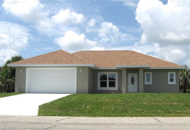 1016 Solar St, Labelle, FL 33935 (MLS #219030764) :: RE/MAX Realty Group