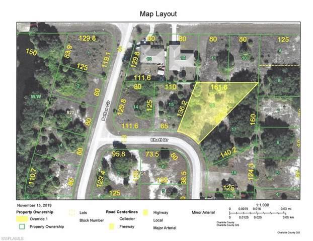 44 Rhett Dr, Port Charlotte, FL 33954 (MLS #219030801) :: Palm Paradise Real Estate