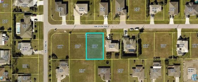 2202 SW 25th Ter, Cape Coral, FL 33914 (MLS #219030869) :: Palm Paradise Real Estate