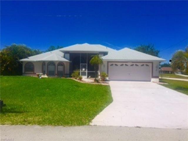 3208 Averill Blvd, Cape Coral, FL 33909 (MLS #219031067) :: Palm Paradise Real Estate