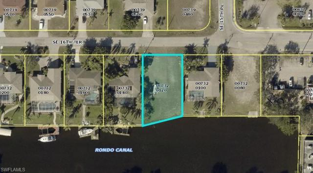1508 SE 16th Ter, Cape Coral, FL 33990 (#219031104) :: RealPro Realty