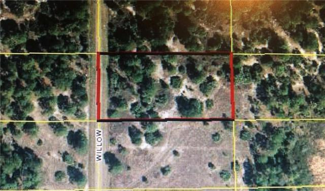 845 S Willow St, Clewiston, FL 33440 (MLS #219032519) :: RE/MAX Radiance