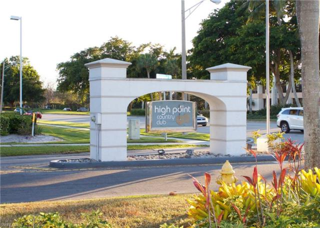 13 High Point Cir N #302, Naples, FL 34103 (MLS #219032731) :: The Naples Beach And Homes Team/MVP Realty