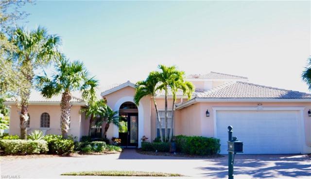 1424 Serenity Cir, Naples, FL 34110 (MLS #219032894) :: Royal Shell Real Estate