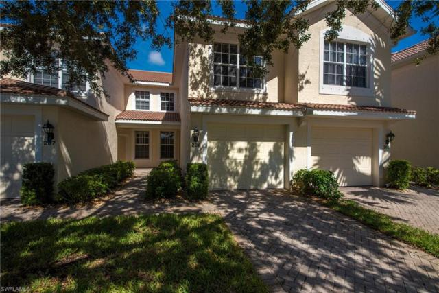 11033 Mill Creek Way #206, Fort Myers, FL 33913 (MLS #219033133) :: The Naples Beach And Homes Team/MVP Realty