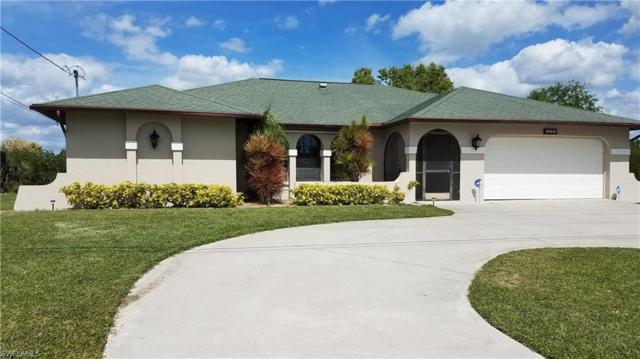 1421 Everest Pky, Cape Coral, FL 33904 (MLS #219033786) :: RE/MAX Radiance