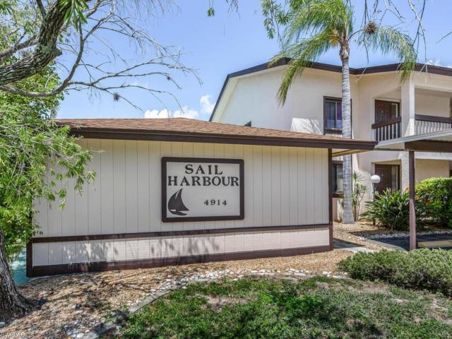 4914 Tudor Dr #202, Cape Coral, FL 33904 (MLS #219033976) :: #1 Real Estate Services