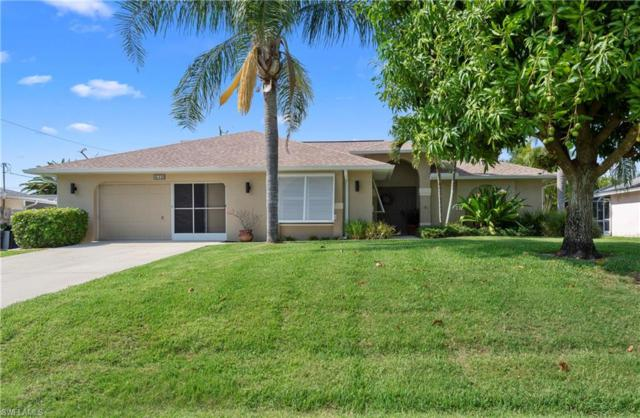 525 SW 27th Ter, Cape Coral, FL 33914 (MLS #219034362) :: RE/MAX Realty Team