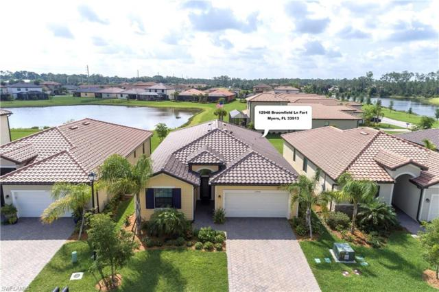 12948 Broomfield Ln, Fort Myers, FL 33913 (MLS #219035788) :: The Naples Beach And Homes Team/MVP Realty