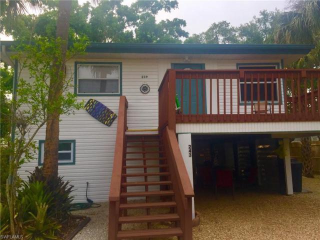 239/243 Dakota Ave, Fort Myers Beach, FL 33931 (MLS #219035813) :: Royal Shell Real Estate