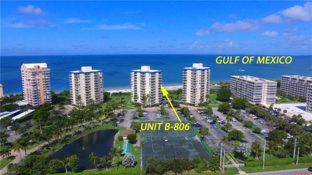 7330 Estero Blvd #806, Fort Myers Beach, FL 33931 (MLS #219035828) :: RE/MAX Realty Team