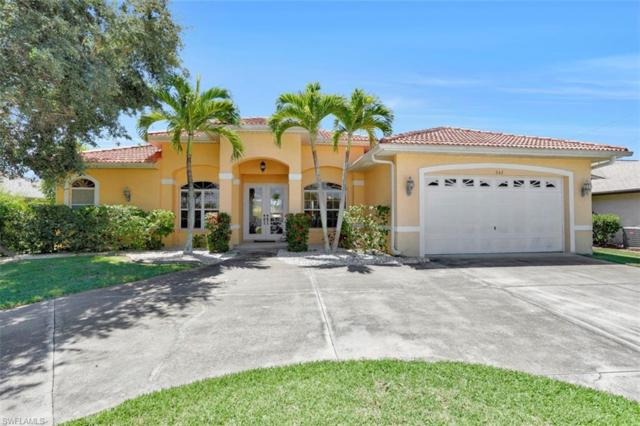 242 SW 45th St, Cape Coral, FL 33914 (MLS #219036857) :: RE/MAX Realty Team