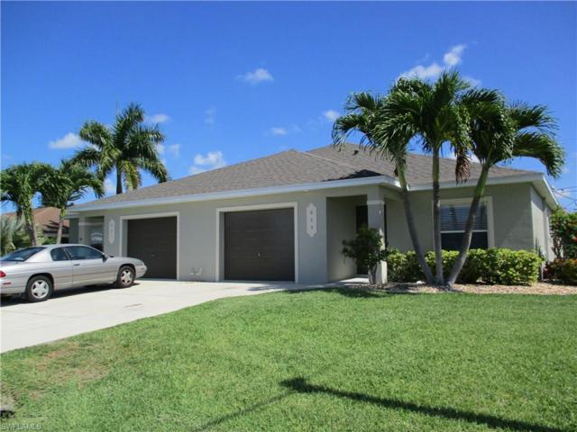 621/623 SE 46th Ter, Cape Coral, FL 33904 (MLS #219036877) :: RE/MAX Realty Team