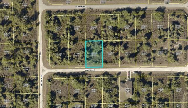 731 Cairo St, Lehigh Acres, FL 33974 (MLS #219037945) :: RE/MAX Realty Team