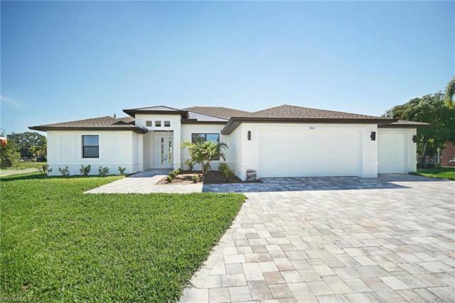 1821 SW 8th Ct, Cape Coral, FL 33991 (MLS #219038172) :: John R Wood Properties