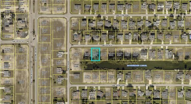 702 SW 28th St, Cape Coral, FL 33914 (MLS #219038383) :: #1 Real Estate Services