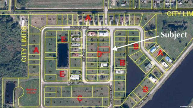 925 Meyerchick Dr SW, Moore Haven, FL 33471 (MLS #219039062) :: Sand Dollar Group
